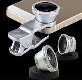 Smartphone Camera Lens - Clip On Lens Set 3 in 1
