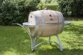 Barrel Atelier Beefmaster Houtskoolbarbecue
