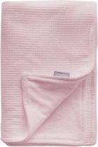 Cottonbaby - Wiegdeken Gevoerd 75x90 cm - Roze