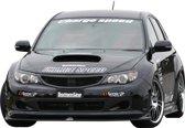 Charge Speed Chargespeed Voorspoiler Subaru Impreza WRX STi 2008- Bottomline (FRP)