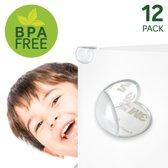 Laleni Hoekbeschermers, 3M, Transparent, Baby en Kind bescherming, 12 stuk