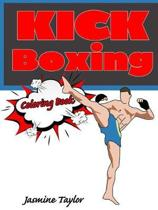Kickboxing Coloring Book