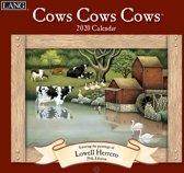 Cows Cows Cows LANG Kalender 2020
