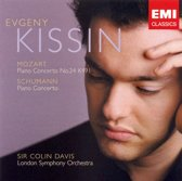 Mozart: Piano Concerto No. 24; Schumann: Piano Concerto