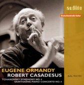 P. I. Tchaikovsky: Symphony No. 4 & C. Saint-Saens