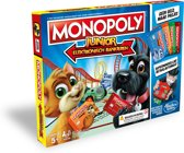 Monopoly Junior Elektronisch Bankieren - Bordspel