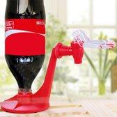 Frisdrank Dispenser - Voor Plastic Flessen - Handig Fris Drank Inschenken