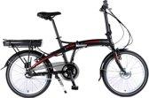 Altec Stroke E-Bike Vouwfiets 20 inch - Zwart