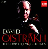 David Oistrakh: The Complete E