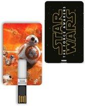 Tribe Iconic Card - Star Wars - BB8 - USB-stick - 8 GB