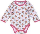 Superbaby-Babyromper-wit - Maat 68