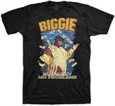 Biggie shirt – The Notorious B.I.G. Mo Money, Mo Problems maat XL