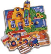 City Puzzel - Ambulance
