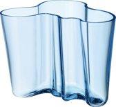 Iittala Aalto Vaas - 16 cm - Lichtblauw