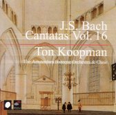 Ton Koopman & The Amsterdam Baroque - Complete Bach Cantatas Volume 16