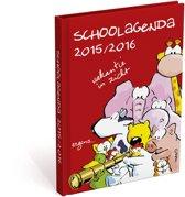 Vis Girls Schoolagenda 2015 - 2016 (midi)