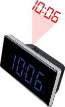 Denver CRP-515 - Wekkerradio met projectie - Zwart