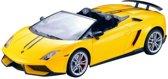 Cartronic Rc Lamborghini Gallardo Spyder Performante Geel 1:14