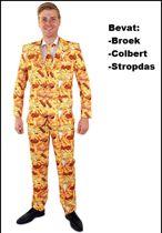 Kostuum Wie is hier de snackbar mt.50(M)