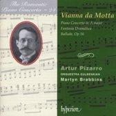 The Romantic Piano Concerto Series - 24: Da Motta:
