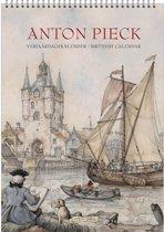 Verjaardagskalender - Anton Pieck 'Zicht op de Haven'