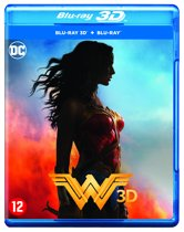 Wonder Woman (2017) (3D Blu-ray)