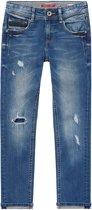 Vingino Jongens Flex-Fit Jeans - Blue Vintage - Maat 140