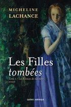Afbeelding van Les Filles tombées Tome 1