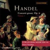 Handel: Concerti grossi Op 6 Vol 1 / Standage, et al