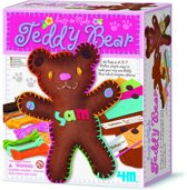4M Crea Easy Knit - Teddy Beer