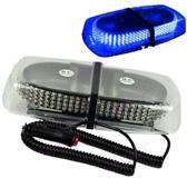 Zwaailamp LED lichtbalk zwaailicht strobe BLAUW