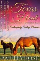 Texas Heat Box Set: Books 4-6