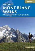 Omslag van 'Mont Blanc Walks'