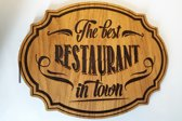 Bord: The best restaurant in town