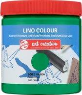Talens Art Creation linoverf 250ml - Groen - linoleum - blockprint