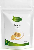 Maca Extra sterk 850 mg
