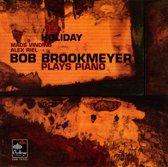 Holiday: Bob Brookmeyer Plays Piano