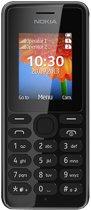 Nokia 108 - Dual Sim - Zwart