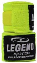 Legend Premium Bandage 2,5M Speciale kleuren  : Zwart