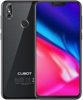 Cubot P20 6,18 inch Android 8.0 Octa Core 4000mAh 4GB/64GB Zwart