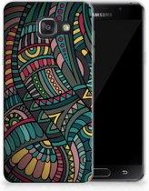 Samsung Galaxy A3 2016 TPU Hoesje Design Aztec