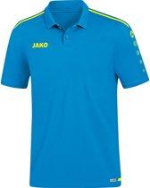 Jako Striker 2.0 Polo - Voetbalshirts  - blauw licht - XS