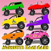 Monster Race Cars