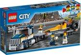 LEGO City Dragster Transportvoertuig - 60151