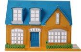 Jonotoys Speelhuis Dream House Meisjes 16.5 Cm Lichtblauw
