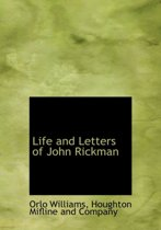 Life and Letters of John Rickman