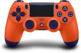 Sunset Orange - Sony PlayStation PS4 Wireless Dualshock 4 V2 Controller