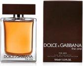 Dolce & Gabbana the one 100 ml - Eau de toilette - Herenparfum