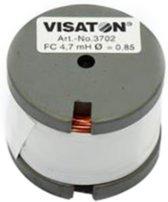 Visaton luidsprekers Ferriet spoel met vertinde draadeinden 4.7 mH
