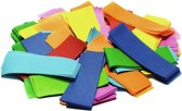 TCM FX Slowfall Confetti rectangular 55x18mm, multicolor, 1kg